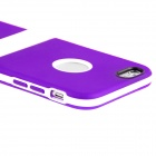 "ENKAY Protective TPU Back Case w/ Stand for IPHONE 6 PLUS 5.5"" - Purple"
