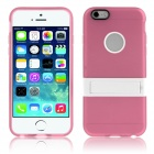 "ENKAY Protective TPU Back Case w/ Stand for IPHONE 6 PLUS 5.5"" - Pink"
