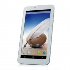 "AMPE A77 7 ""Android 4.2 Dual-Core Phone Tablet PC w / 512MB RAM, 4 GB ROM, Wi-Fi, Bluetooth-White"