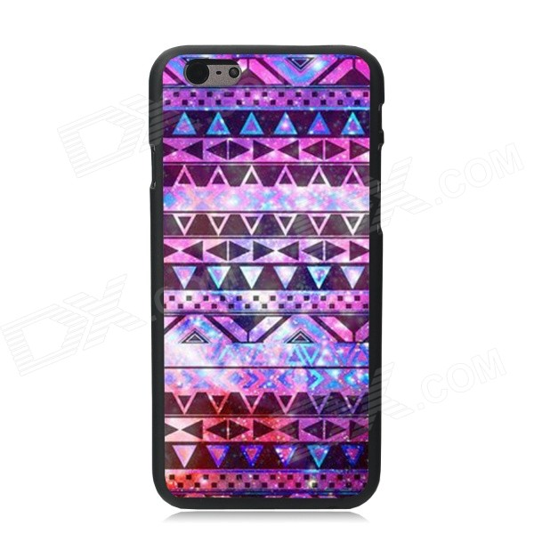 все цены на Elonbo Vintage Stripe Protective Plastic Back Case for IPHONE 6 PLUS 5.5