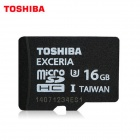 Toshiba Extreme High Speed 16GB U3/UHS-I  TF Card