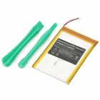 2200mAh 3.7V Replacement Lithium Battery with Tools for iPod 1st and 2nd