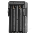 2x 18650 Digital Battery Charger
