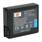 DSTE NP-FF50 Battery + DC07 US Plug Charger for Sony HC1000 IP1 IP220K Camera