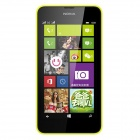 "Nokia 630 Quad-Core Windows 8.1 WCDMA Bar Phone w/ 4.5"" IPS, GPS, Wi-Fi, 8GB RAM, Bluetooth - Yellow"