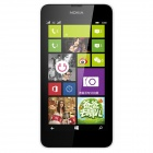 "Nokia 630 Quad-Core Windows 8.1 WCDMA Bar Phone w/ 4.5"" IPS, GPS, Wi-Fi, 8GB RAM, Bluetooth - White"