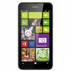 "Nokia 630 Quad-Core Windows 8.1 WCDMA Bar Phone w/ 4.5"" IPS, GPS, Wi-Fi, 8GB RAM, Bluetooth - Black"