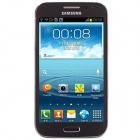 "SAMSUNG I8552 Galaxy Win Quad-Core Android 4.1 WCDMA Bar Phone w/ 4.7"", WiFi, GPS, 4GB ROM - Black"