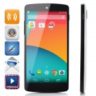 "LG Nexus 5 Quad-Core Android 4.4 WCDMA Bar Phone w/ 4.95"" IPS, NFC, GPS, Wi-Fi, 32GB ROM - White"