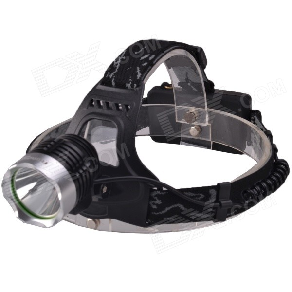 RichFire SF-639 5V USB Rechargeable White LED Headlamp w /CREE XML T6 (2 x 18650) стоимость