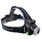 RichFire SF-641 5V USB Zooming Rechargeable 3-Mode White LED Headlamp w/ CREE XML T6 (2 x 18650)
