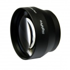 HighPro 67mm 2.0x TELE Lens Filter for SLR/DSLR Camera 82mm UV - Black