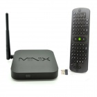 Buy MINIX NEO X6 Quad-Core Android 4.4.2 Google TV Player + RC11 Air Mouse (EU Plug)
