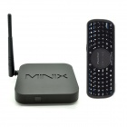 MINIX NEO X6 Quad-Core Android 4.4.2 TV Player + Mini Keyboard with Touth Pad (EU Plug)