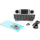 MINIX NEO X6 Quad-Core Android 4.4.2 TV Player + Mini Keyboard - White (Russian / EU Plug)