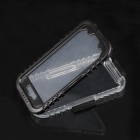 "Shockproof Waterproof Dust-proof  Protective Plastic Case Cover Case for IPHONE 6 4.7"" - Black"