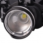 RichFire SF-643A 5V USB Zooming Rechargeable 3-Mode White LED Headlamp w/ CREE XML T6 (2 x 18650)