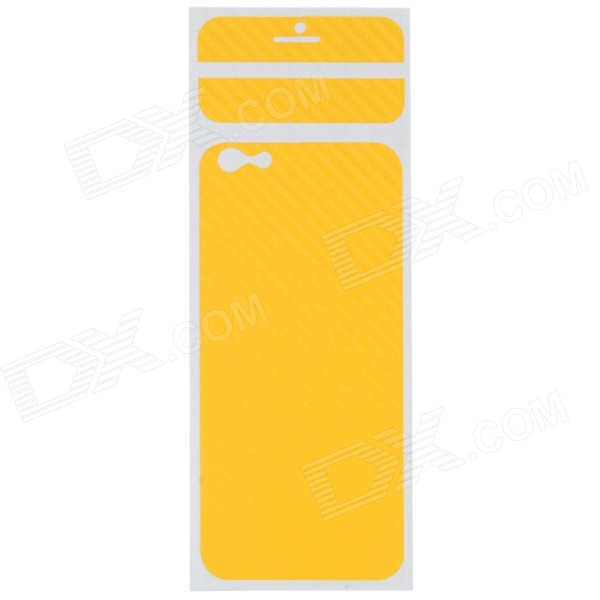 Decorative PVC Back Protector Sticker for IPHONE 6 PLUS 5.5