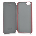 "HOCO Retro Style Housse de protection en polycarbonate pour IPHONE 6 4.7 ""- Rouge à vin"