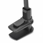 Universal Lazier's Free Adjustment Desktop / Handheld / On-Neck Mount Holder for Cell Phone - Black