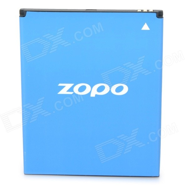 ZOPO BT78S 1800mAh Li-polymer Battery for ZOPO C2/2A/C3/ ZP980 - BlueReplacement Batteries<br>BrandZOPOModelBT78SQuantity1 DX.PCM.Model.AttributeModel.UnitForm ColorOthers,BlueMaterialLi-polymer batteryCompatible ModelsZOPO C2 / 2A / C3 / ZP980Battery TypeLi-polymer batteryNominal Capacity2000 DX.PCM.Model.AttributeModel.UnitBattery Measured Capacity 1800 DX.PCM.Model.AttributeModel.UnitCapacity Range1001mAh~2000mAhInput Voltage3.7 DX.PCM.Model.AttributeModel.UnitPacking List1 x Battery<br>