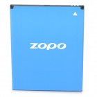 ZOPO BT78S Replacement 1800mAh Li-polymer Battery for ZOPO C2 / 2A / C3 / ZP980 - Blue