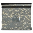 "D101 Protective Non-Zipper Sleeve Bag for 15"" Laptop - ACU Camouflage"