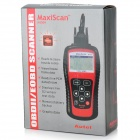 "MaxiScan MS509 2.8"" LCD OBD2/EOBD Car Diagnostic Auto Scanner - Red"