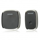 A101 Wireless Digital Doorbell Transmitter + Receiver Set - Black