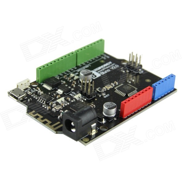 Bluno integrated bluetooth controller board for