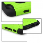 "Angibabe abcd321 Protective PC + Silicon Back Case for IPHONE 6 4.7"" - Green"