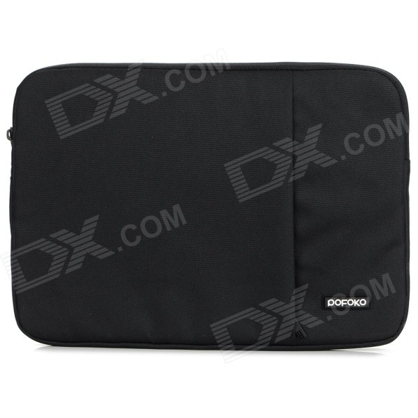 POFOKO Nylon Protective Sleeve Bag for 13.3 MACBOOK AIR / PRO - Black