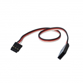06-1 Servos Extension Connector Wire - Black + White + Red (220mm)