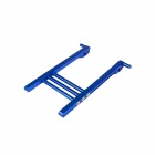 Aluminum Alloy Radio Transmitter Stand for DEVO7 / DEVO10 Transmitter Radio - Blue