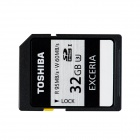 TOSHIBA SD-H032GR7VW060A UHS-I 32GB SDHC Card (R: 95MB/s; W: 60MB/s)