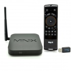 MINIX NEO X6 + Mele F10 Air Mouse Quad-Core Android 4.4.2 Google TV Player w / 1 GB RAM, 8 GB ROM