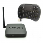 MINIX NEO X6 + Mini English Keyboard Quad-Core Android 4.4.2 Google TV Player w/ 1GB RAM, 8GB ROM