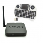 MINIX NEO X6 + белый английский Клавиатура Quad-Core Android 4.4.2 Google TV Player ж / 1GB RAM, 8 Гб ROM
