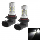 Zweihnder 9006 48W 4944LM 6500K White Light Fog Lamp Bulb w/ 16xCree XB-D for Car (12-24V,2 PCS)