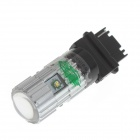 Zweihnder H4 20W 1900LM 6500K White Light Reversing Lamp Bulb w/ 5xCree XP-E for Car (12-24V,2PCS)