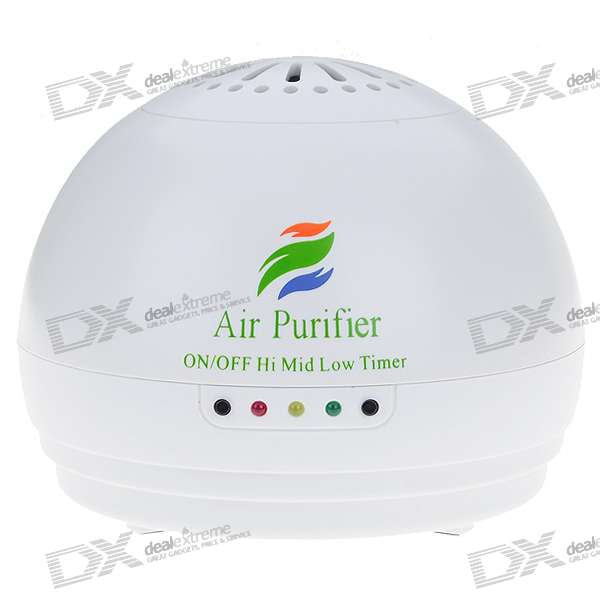 2.2W Air Ionizer and Purifier (220V AC)