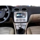 "Vreugdevolle 7 ""Touch Screen Android 4.2 Dual-Core Car DVD-speler w / GPS / BT voor Ford Focus / Focus 2"