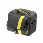 NEW Nylon FF066-YL Large Size SLR Camera Bag - Yellow