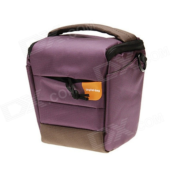 Mini New F001-PL One-shoulder Camera Bag - Purple 3d ручка feizerg f001 purple fp001