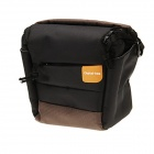 Mini New F001-BK One-shoulder Camera Bag - Black