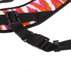 New I-RW Quick Strap Shoulder Strap for SLR/DSLR Cameras - Red and White Camouflage (30~120cm)