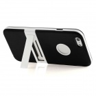 "Hat-Prince Protective TPU Case Cover w/ Stand for IPHONE 6 4.7"" - Black"