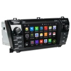 "LsqSTAR 7"" Capacitive 2Din Android 4.2 Car DVD Player w/ GPS WiFi FM Canbus BT iPod for Corolla 2014"