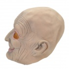 SYVIO Old Man Style Mask for Halloween /Cosplay /Costume Party - Cream