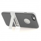 "Hat-Prince Protective TPU Case Cover w/ Stand for IPHONE 6 4.7"" - Grey"